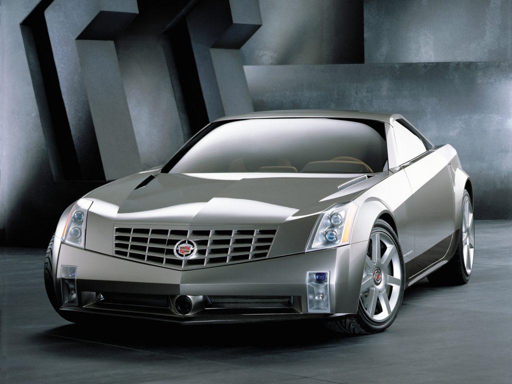 Cadillac Evoq (1999)