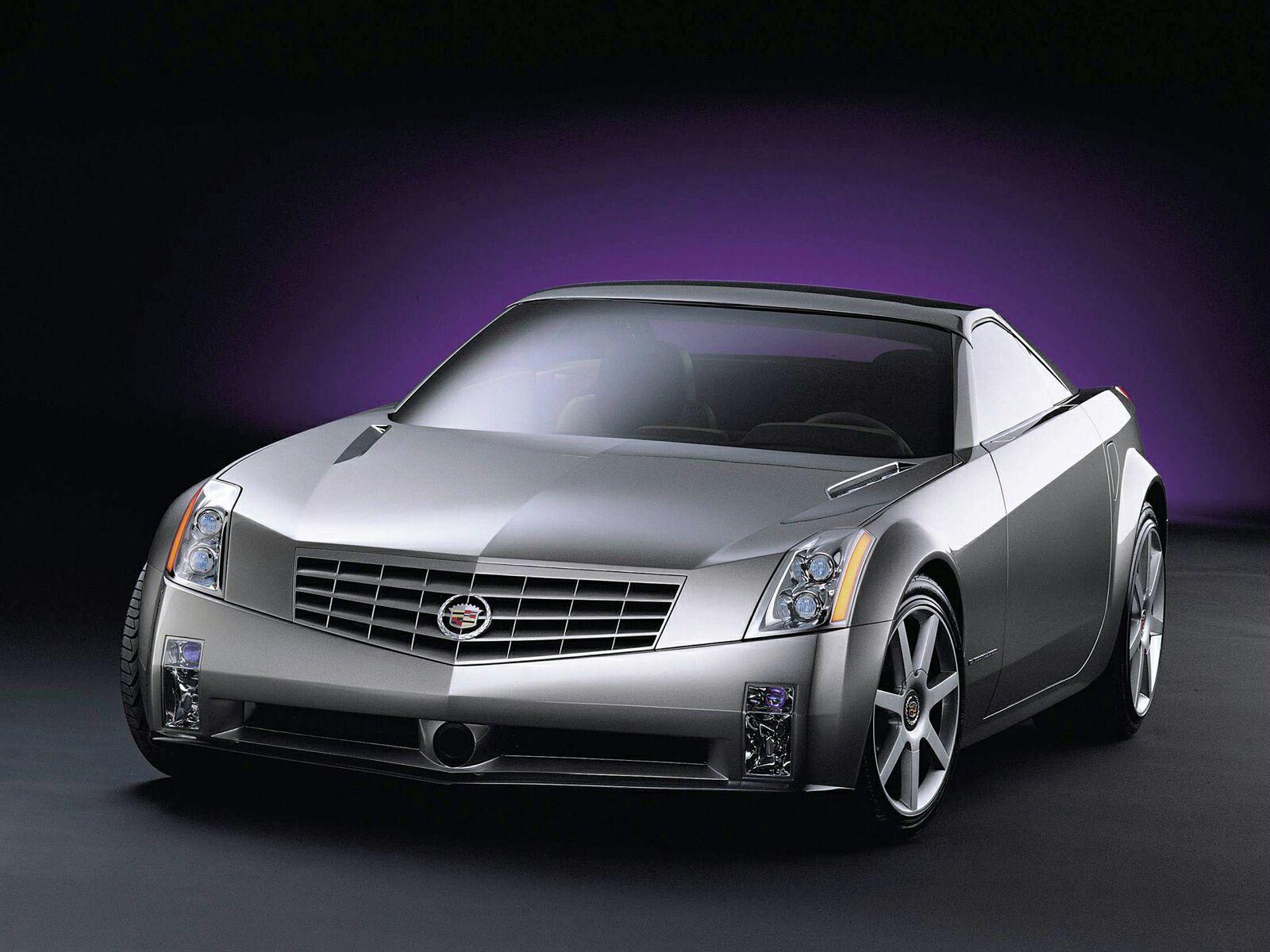 Cadillac Evoq 1999 Old Concept Cars