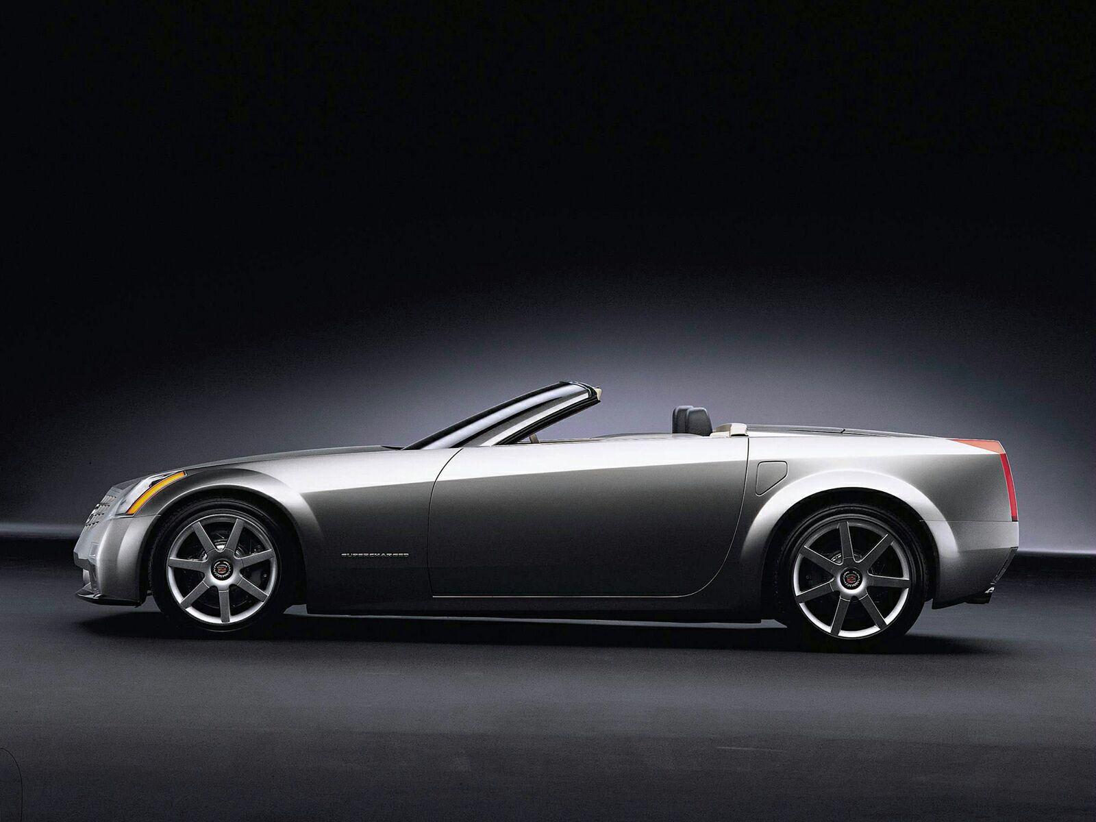 Cadillac Dealer Near Me >> Cadillac Evoq (1999) - Old Concept Cars