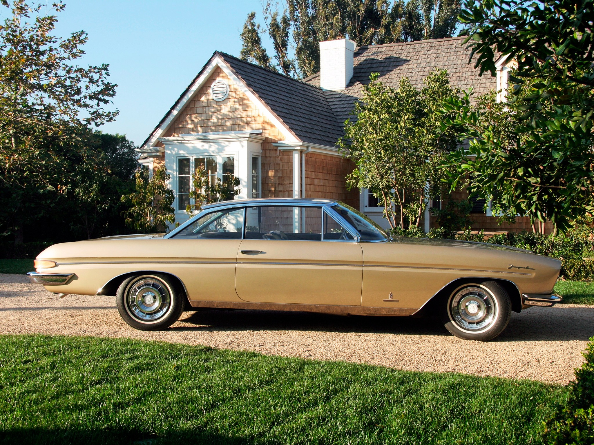 Cadillac Jacqueline Brougham Coupe 1961 Old Concept Cars
