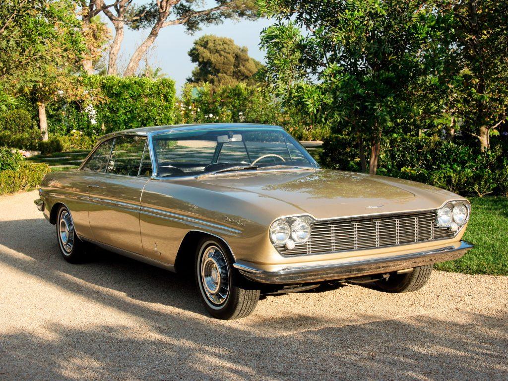 Cadillac Jacqueline Brougham Coupe (1961)