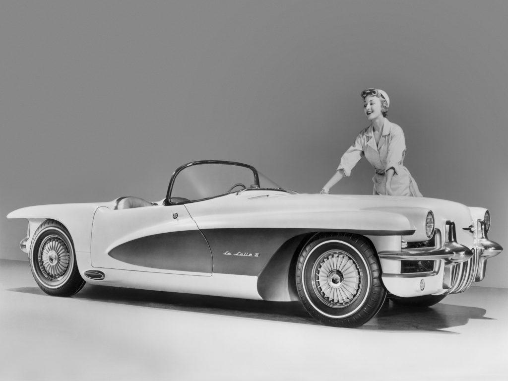 Cadillac LaSalle II Convertible (1955)