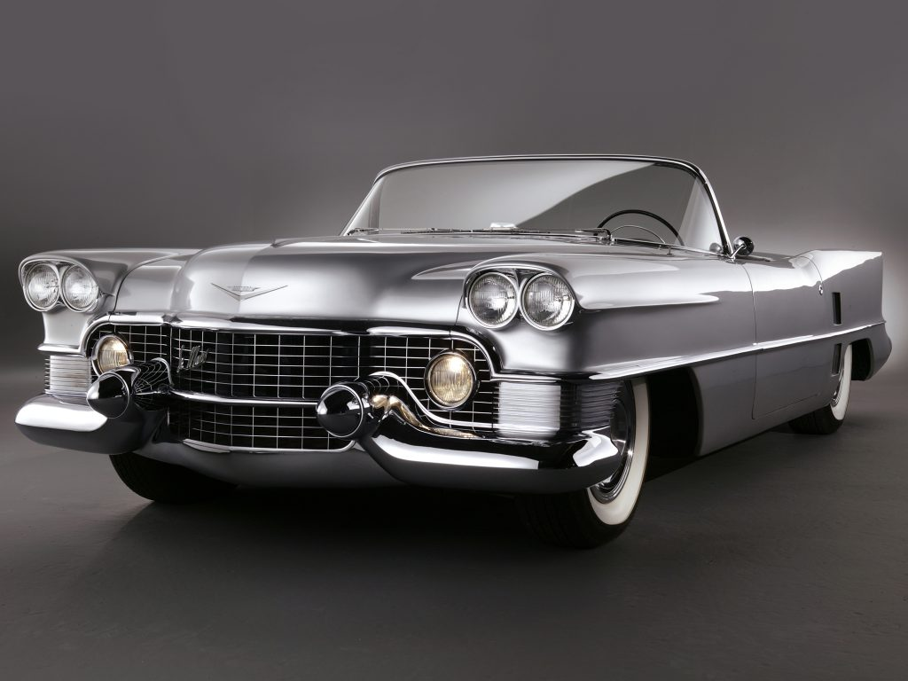 Cadillac Le Mans Concept Car (#4) (1959)