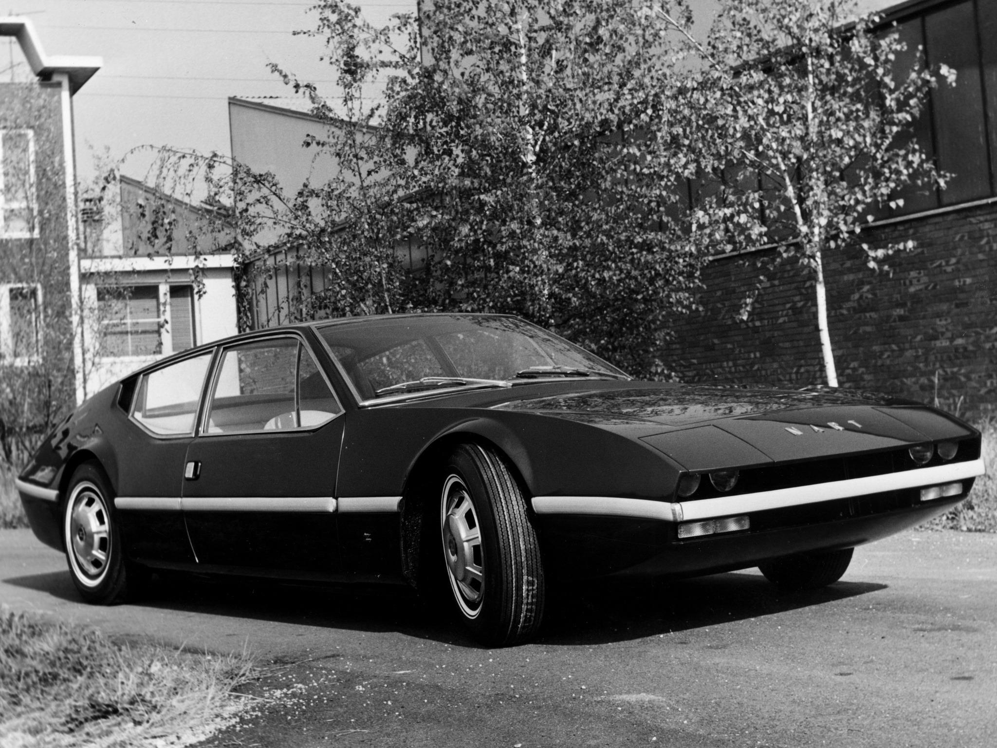 Subaru Dealer Near Me >> Cadillac NART (1970) - Old Concept Cars