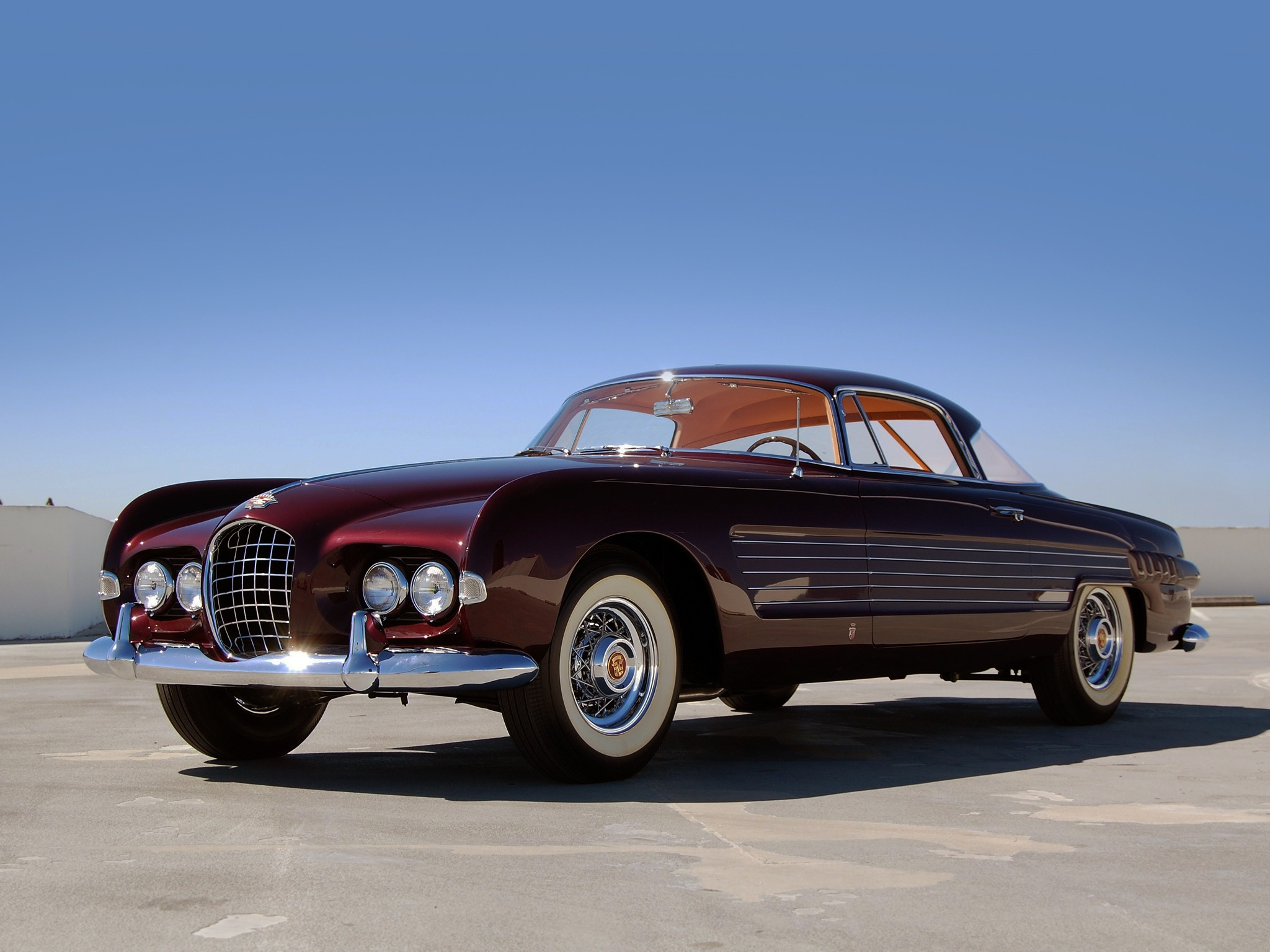 Cadillac Series 62 Coupe (1953) – Old Concept Cars