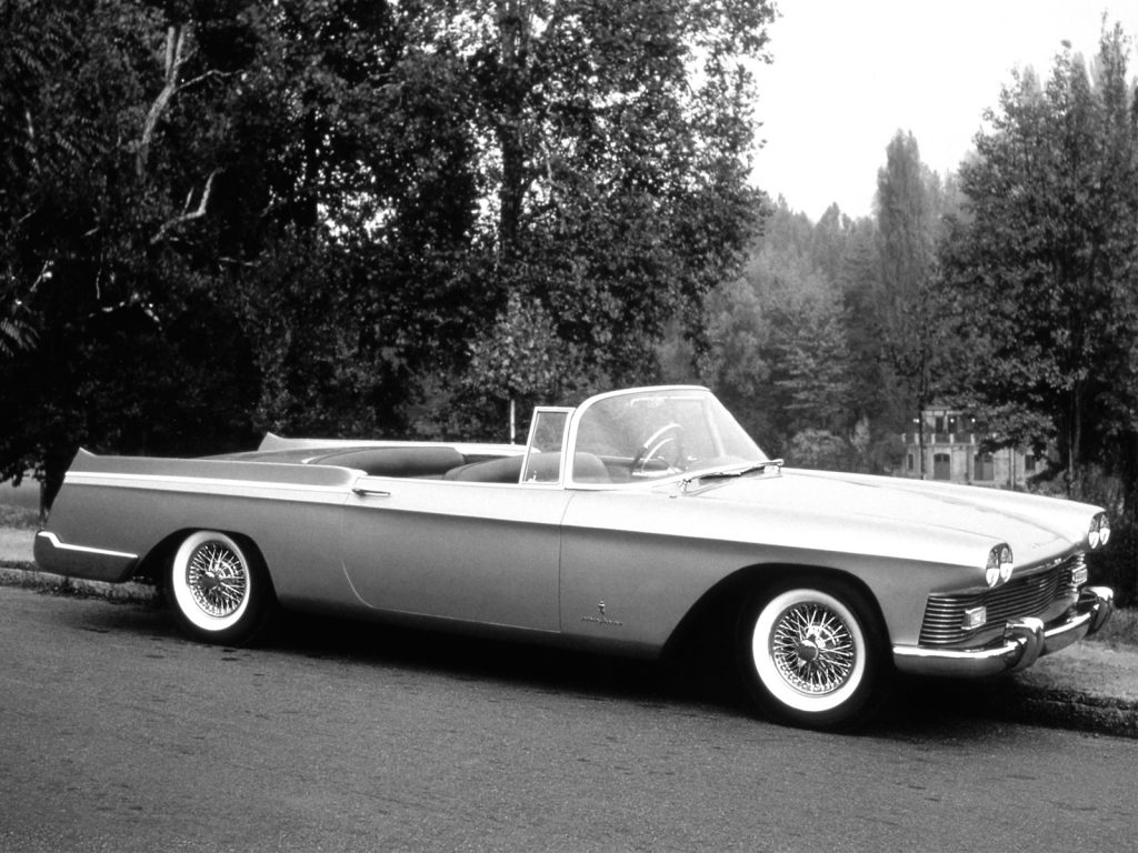 Cadillac Skylight Convertible (1958)