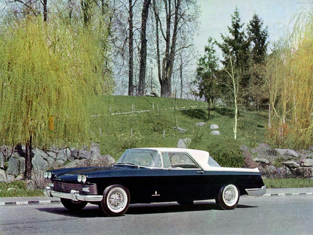 Cadillac Skylight Coupe (1958)