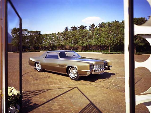 Cadillac XP-825 (1966)