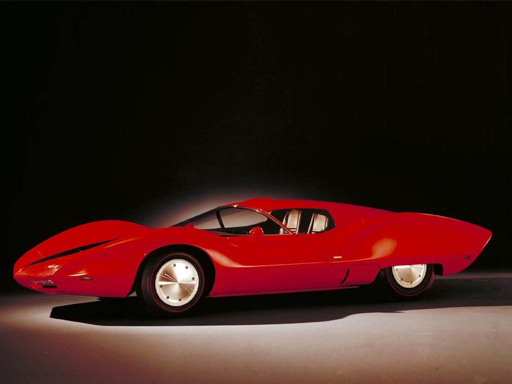 Chevrolet Astro I Concept Car (1967) – Old Concept Cars
