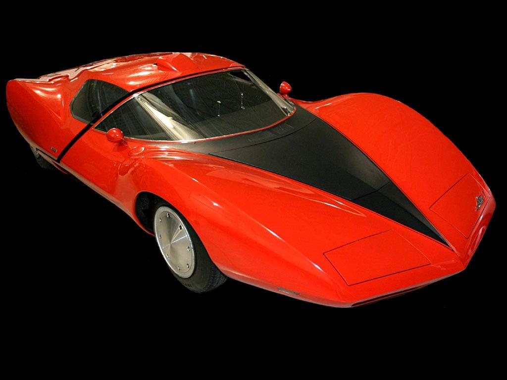 Chevrolet Astro I Concept Car 1967 Old Concept Cars
