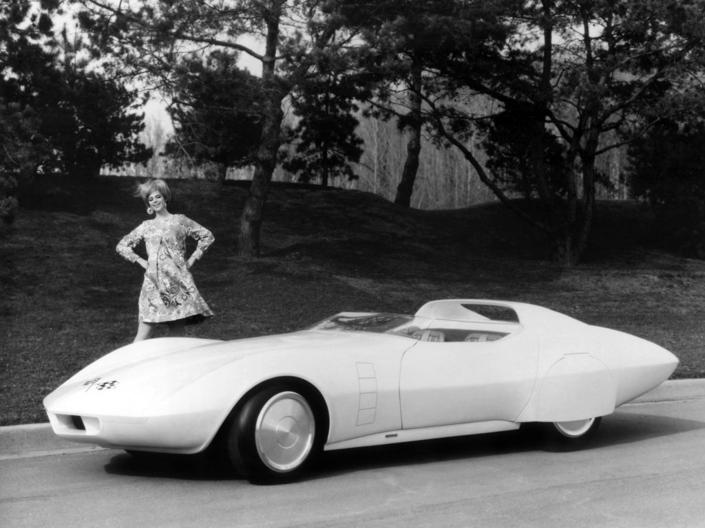 Chevrolet Astro Vette Concept (1968)