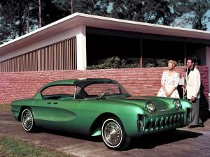 1955 Chevrolet Biscayne Motorama Dream Car