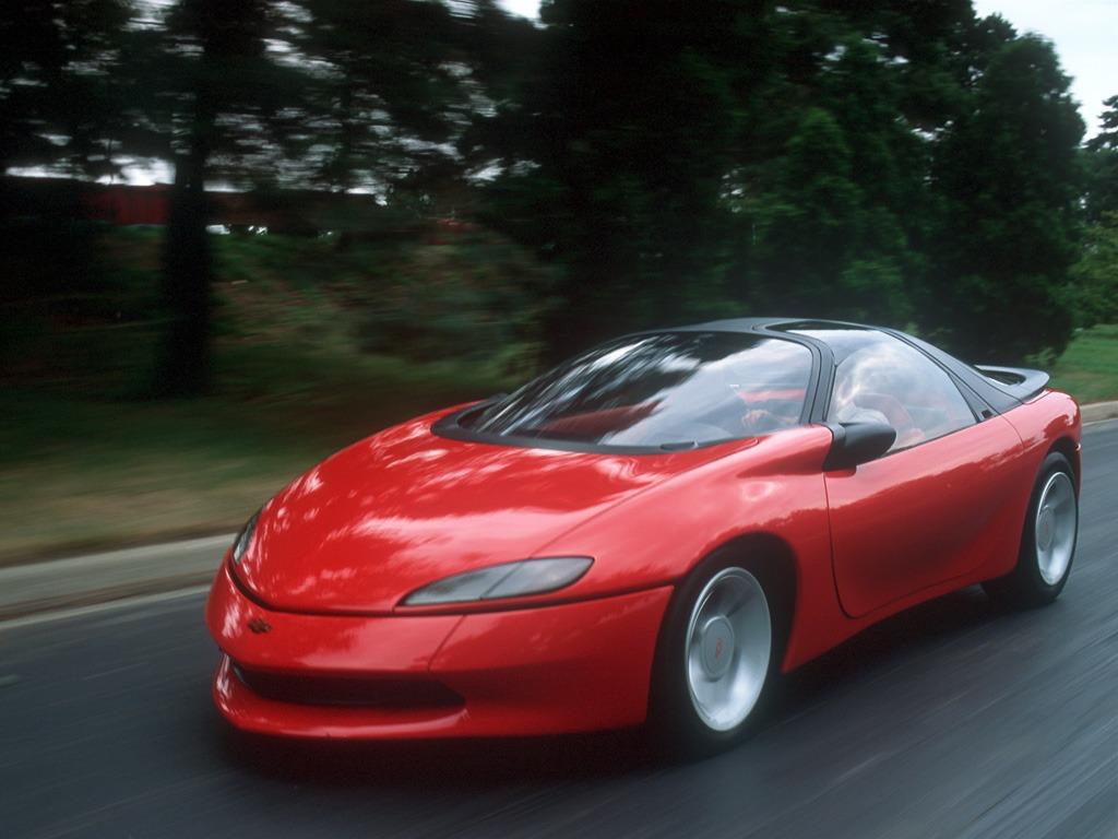 Chevrolet Camaro California IROC-Z Concept (1989)