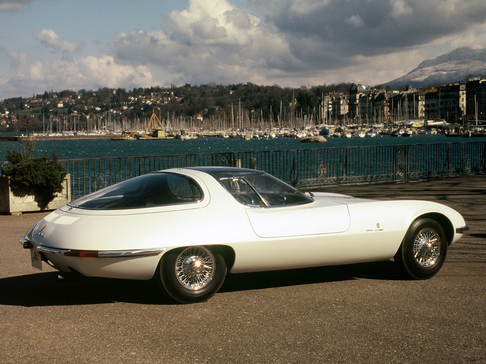 Chevrolet Corvair Testudo (1963) – Old Concept Cars