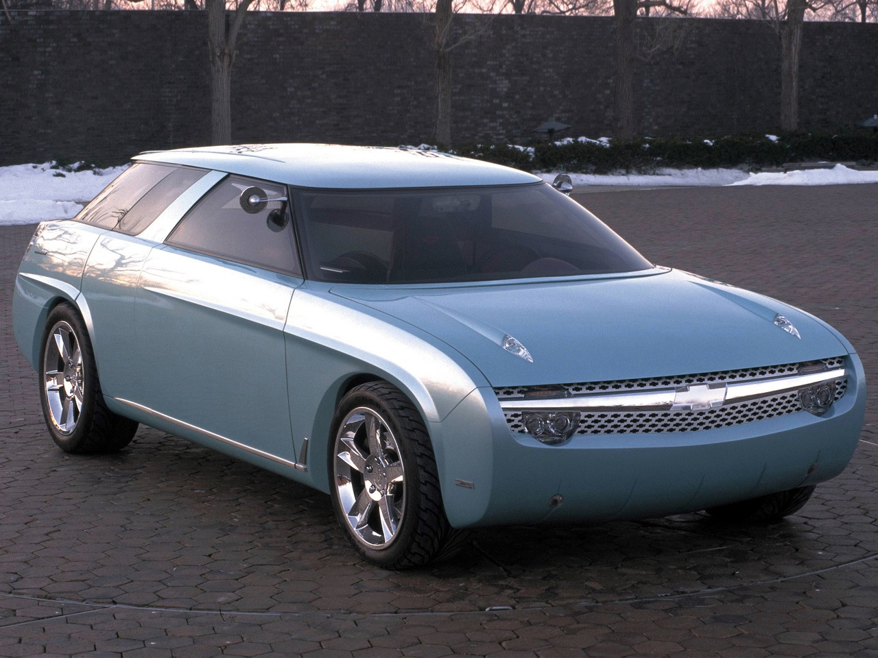 Chevy Nomad Concept Car