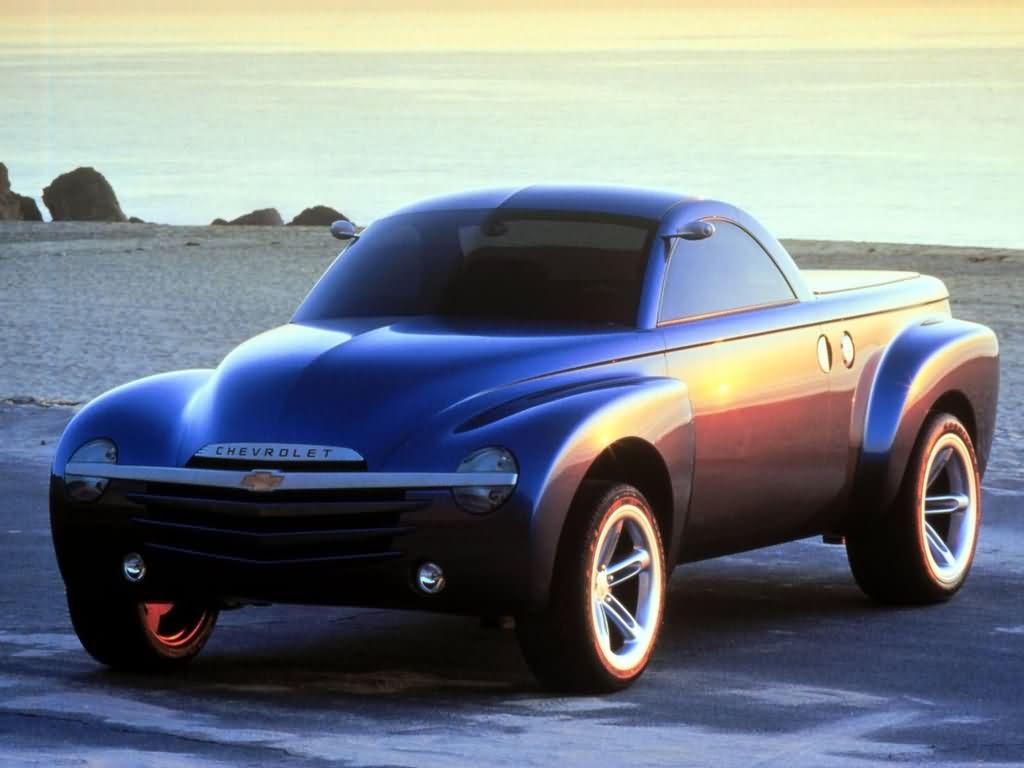 Chevrolet SSR Concept (2000)
