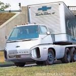 Chevrolet Turbo Titan III Concept Vehicle (1966)