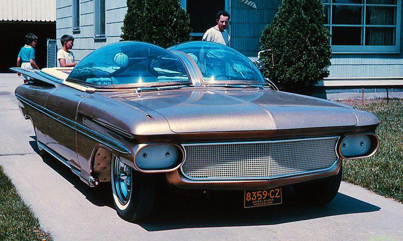 Chevrolet Ultimus (1965)