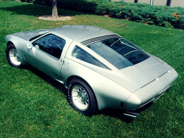 Chevrolet XP 897 Concept Car (1973)