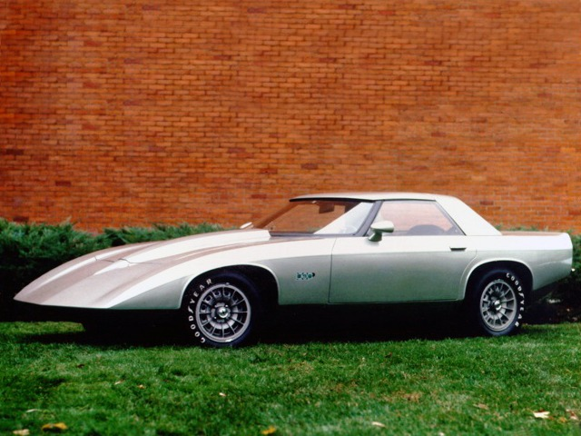 Chevrolet XP 898 Concept Car (1973)