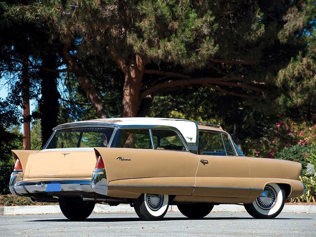 Chrysler-Plymouth Plainsman Concept (1956) – Old Concept Cars