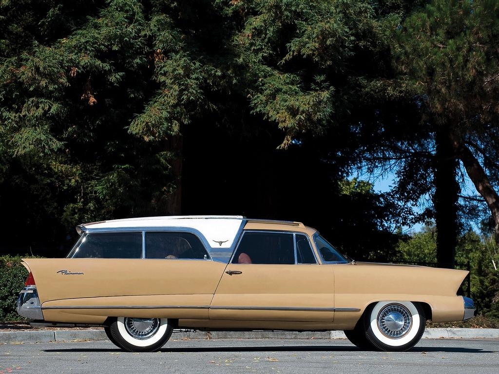 Chrysler Plymouth Plainsman Concept 1956 Old Concept Cars