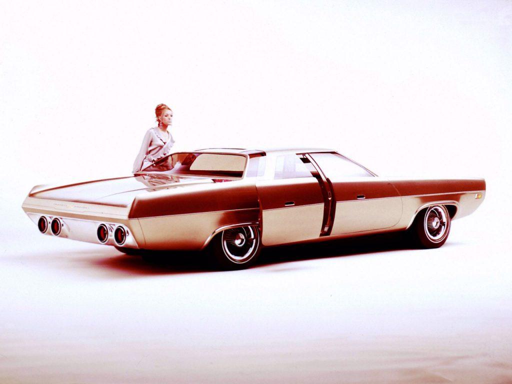 Chrysler 70X Concept (1969)