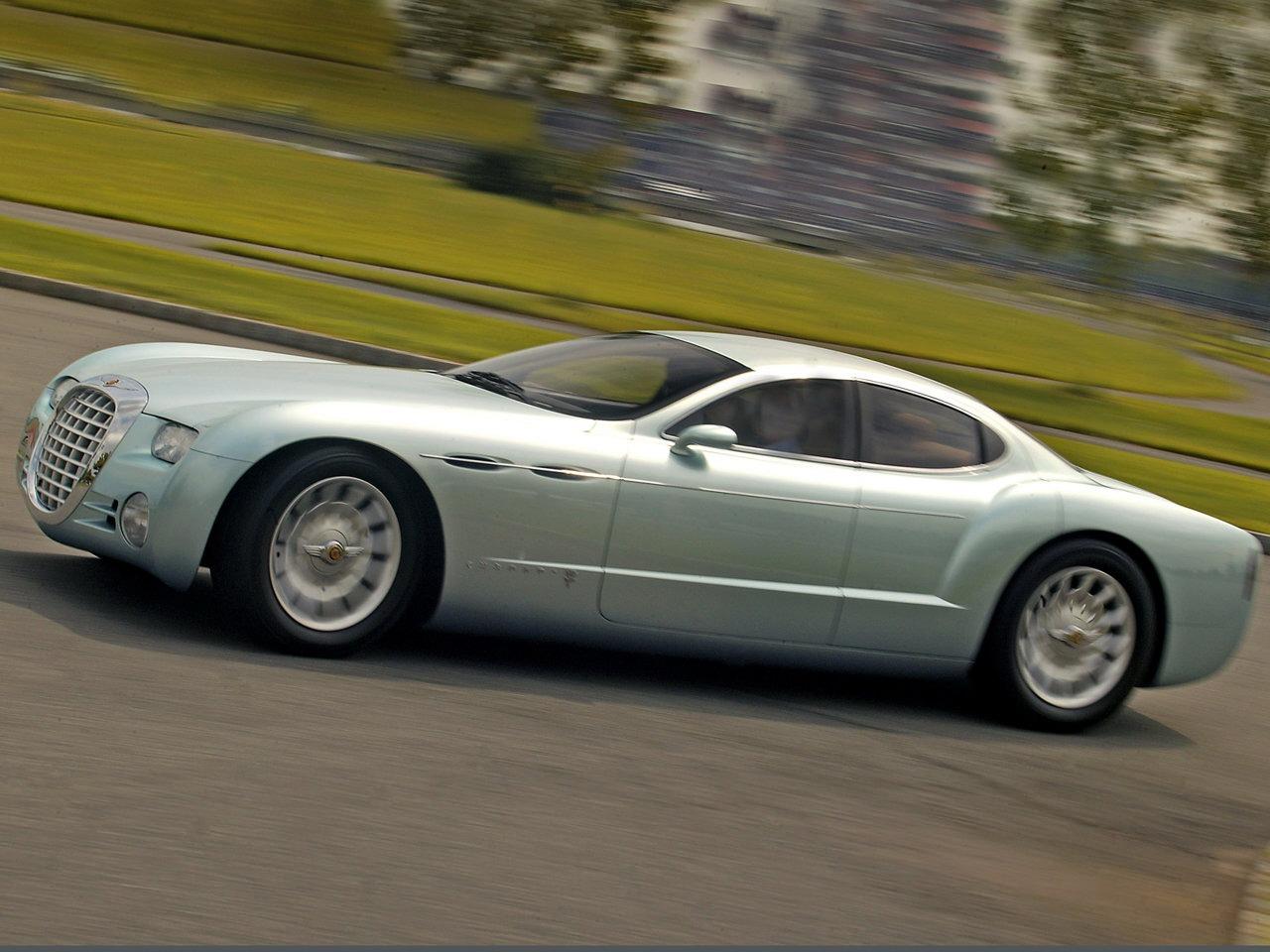 Chrysler Chronos Concept 1998 Old Concept Cars