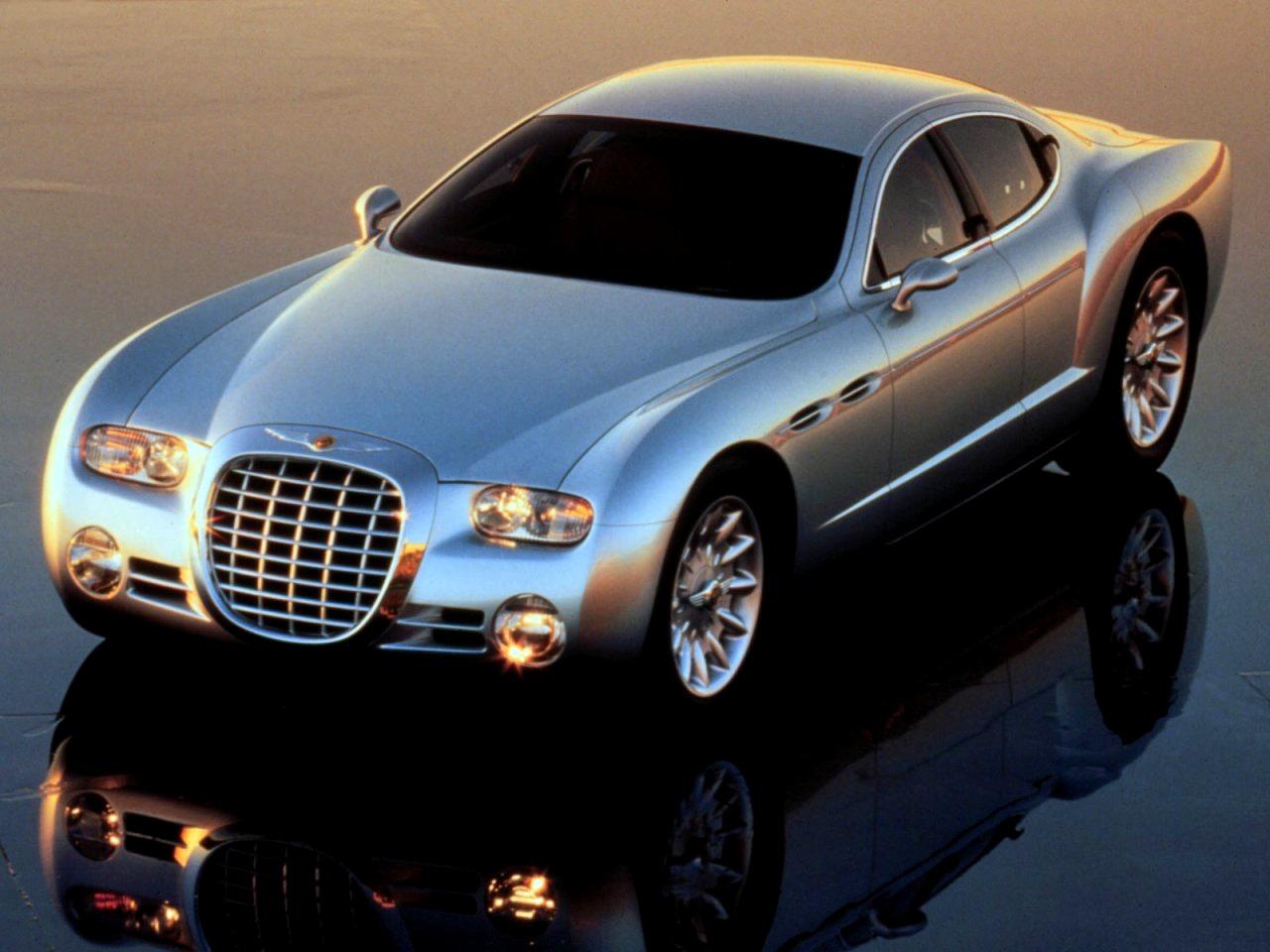 Chrysler Dealer Near Me >> Chrysler Chronos Concept (1998) - Old Concept Cars