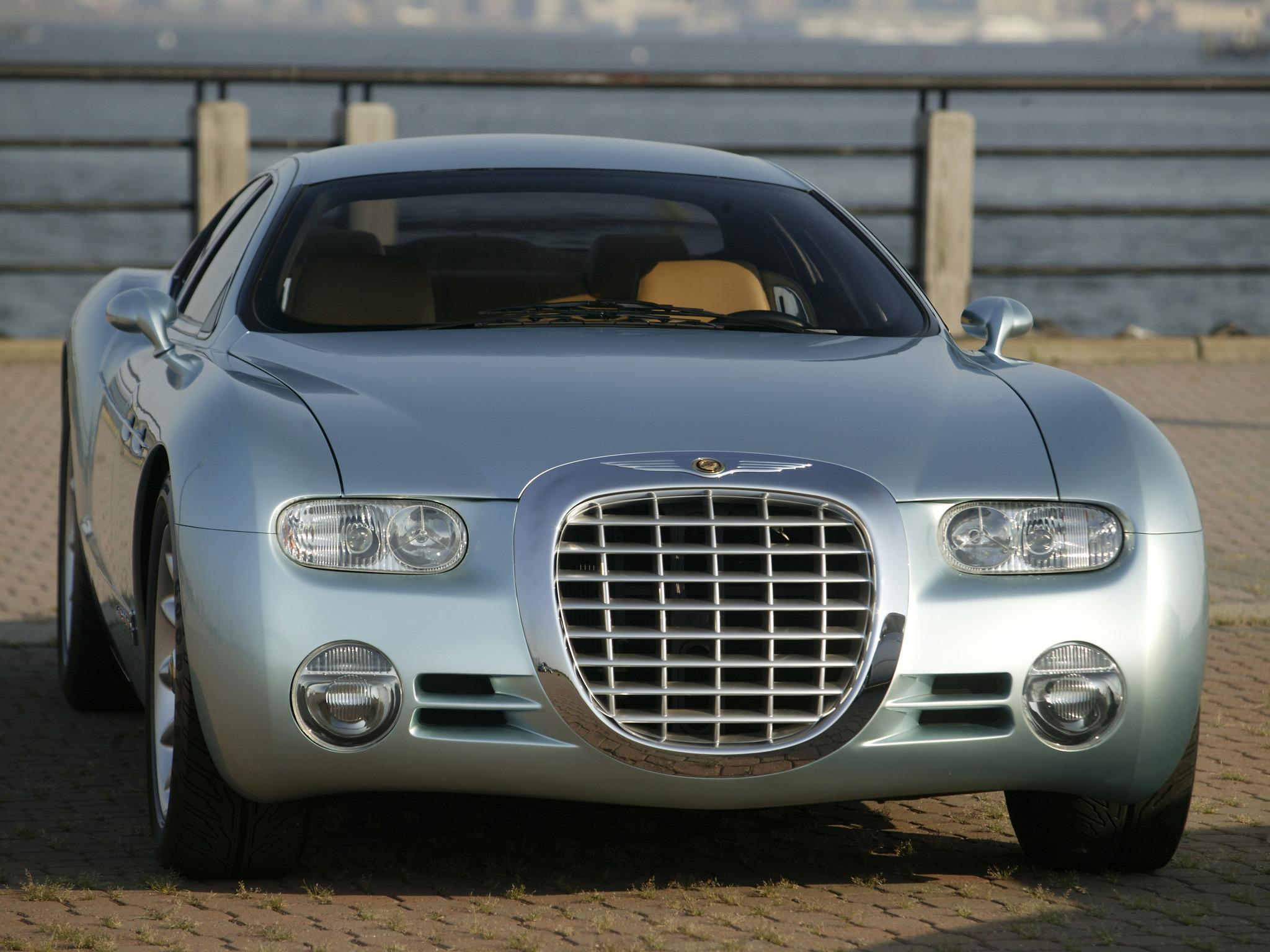 Volvo Near Me >> Chrysler Chronos Concept (1998) - Old Concept Cars