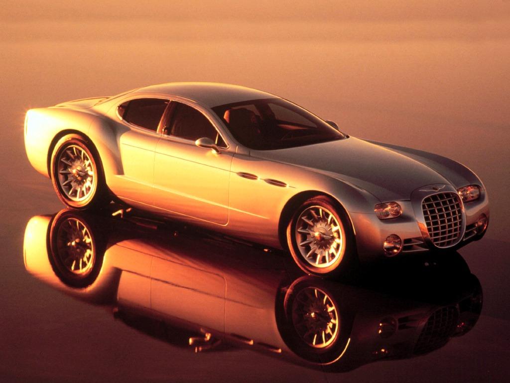 Chrysler Chronos Concept (1998)