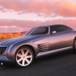 Chrysler Crossfire Concept (2001)