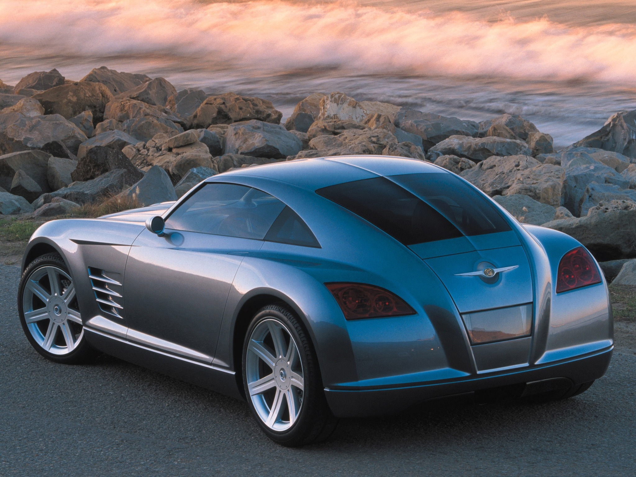 Chrysler Crossfire Concept 2001 Old Concept Cars