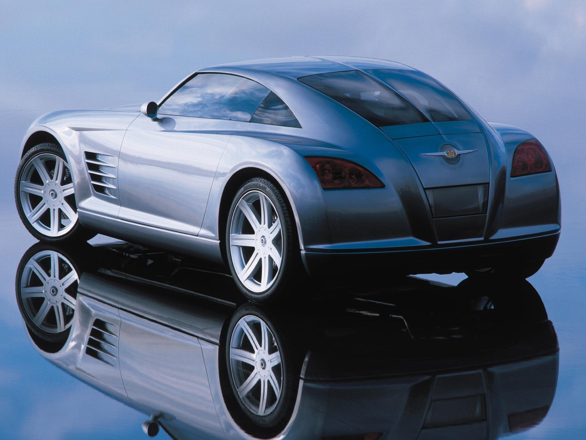 Chrysler Crossfire Concept (2001)