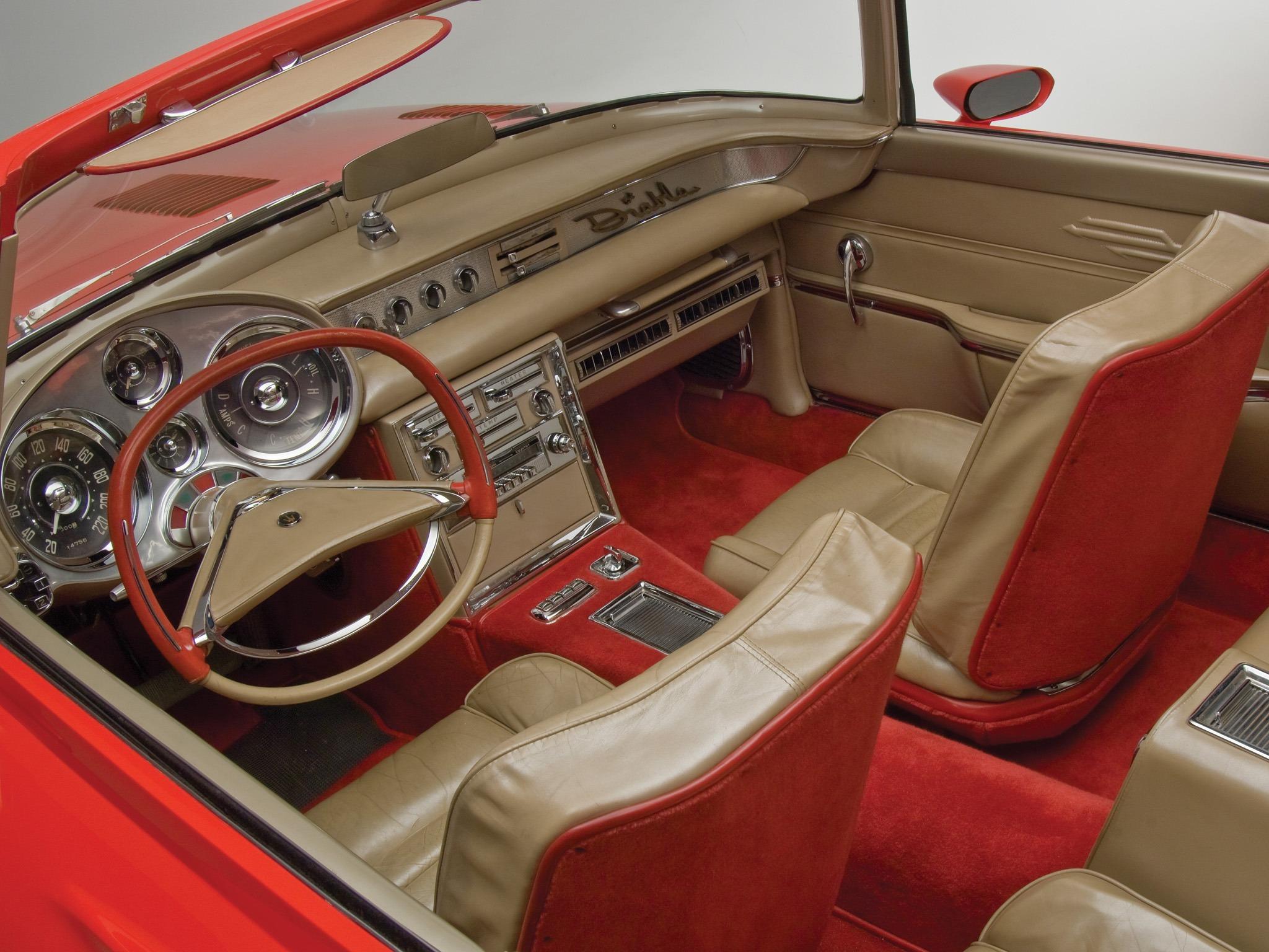 Chrysler Dealer Near Me >> Chrysler Diablo Concept Car (1957) - Old Concept Cars