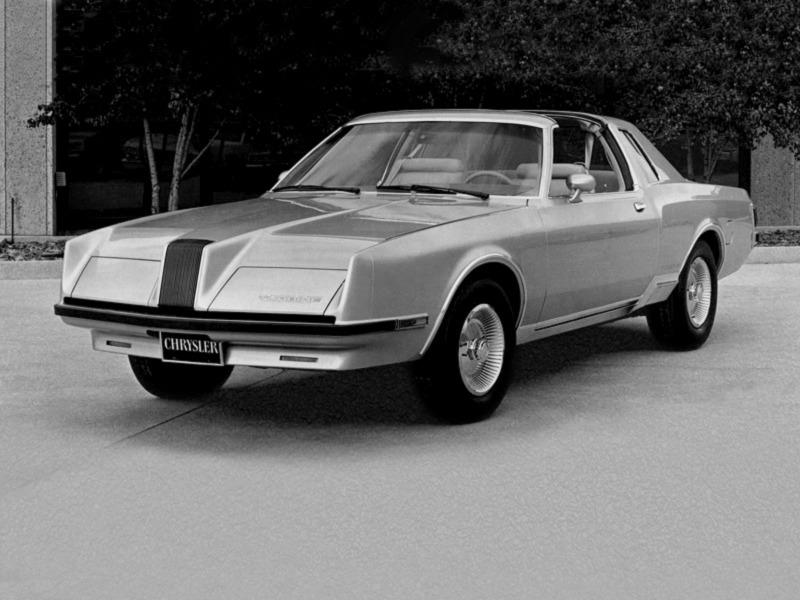 Chrysler LeBaron Turbine Concept (1977)