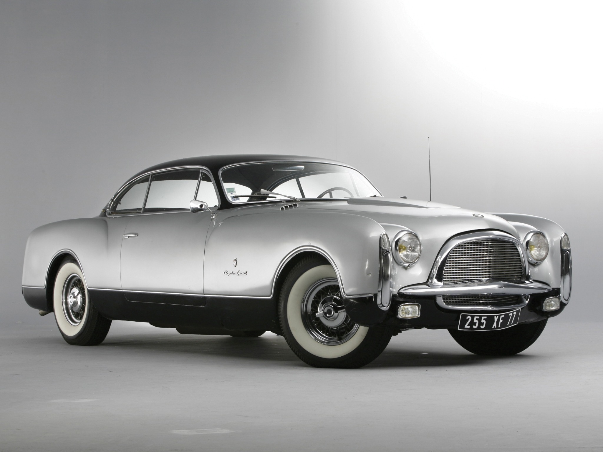 Chrysler Thomas Special Concept (1953) – Old Concept Cars