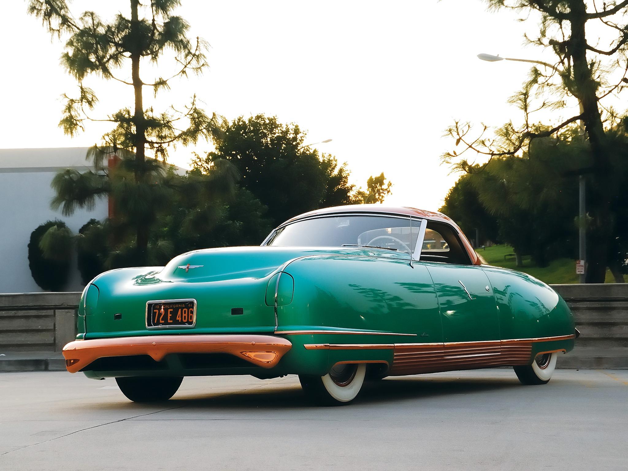 Chrysler Dealer Near Me >> Chrysler Thunderbolt Concept Car (1940) - Old Concept Cars