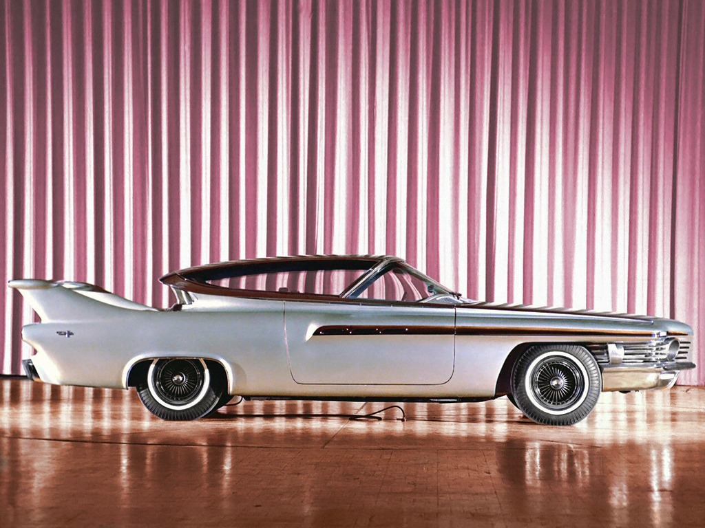Chrysler Turboflite Concept 1961 Old Concept Cars