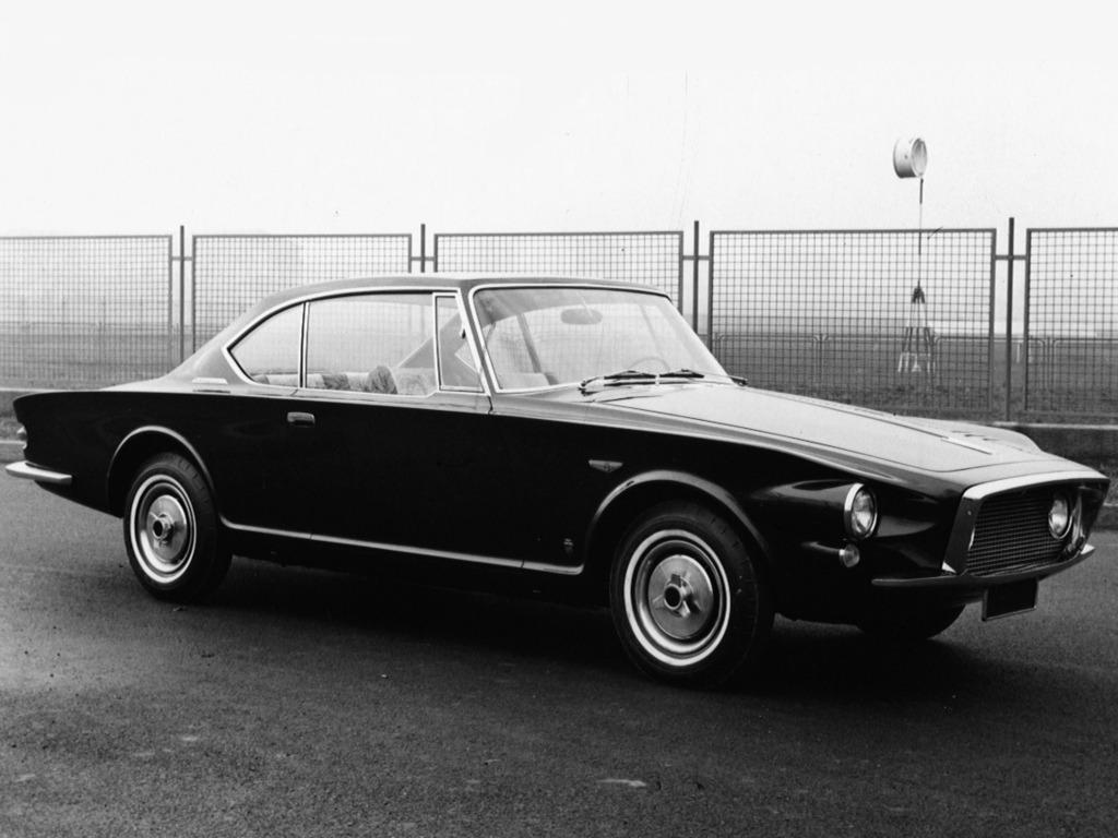 """Chrysler Valiant """"St. Regis"""" Coupe (1962)"""