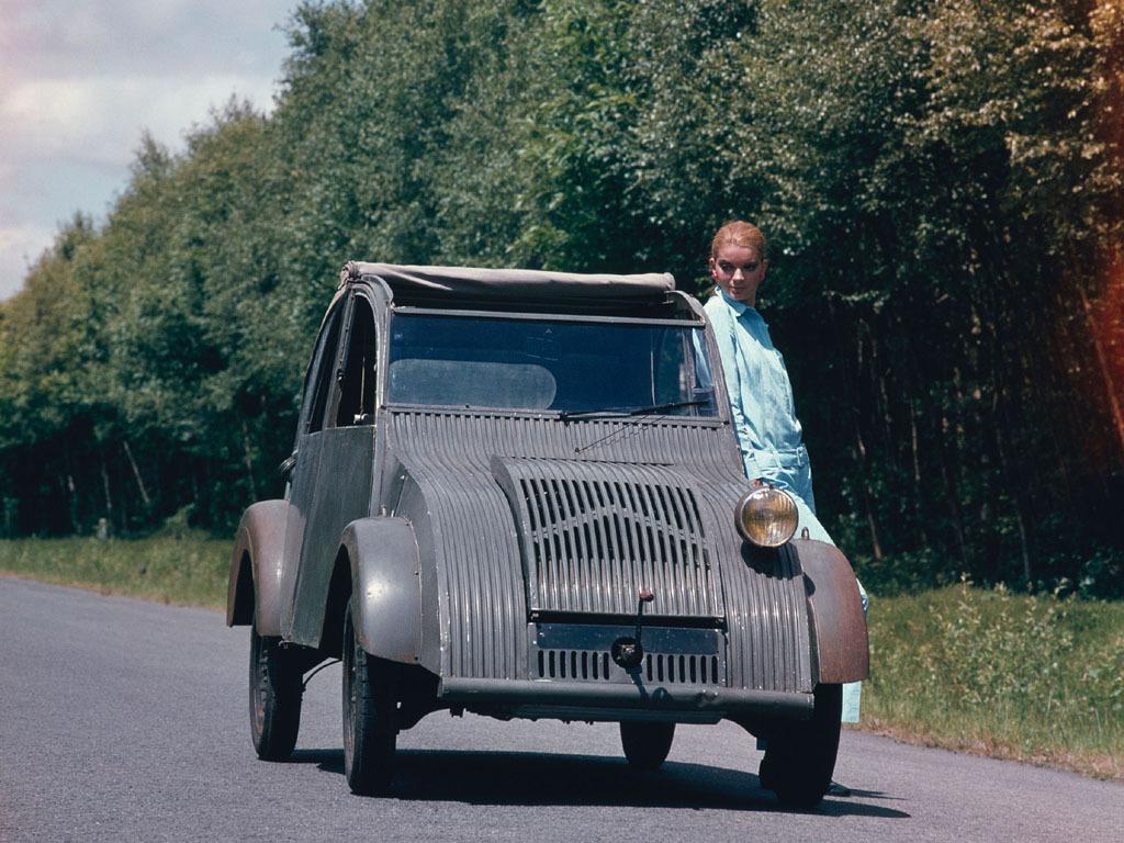 ситроен 2cv 1939