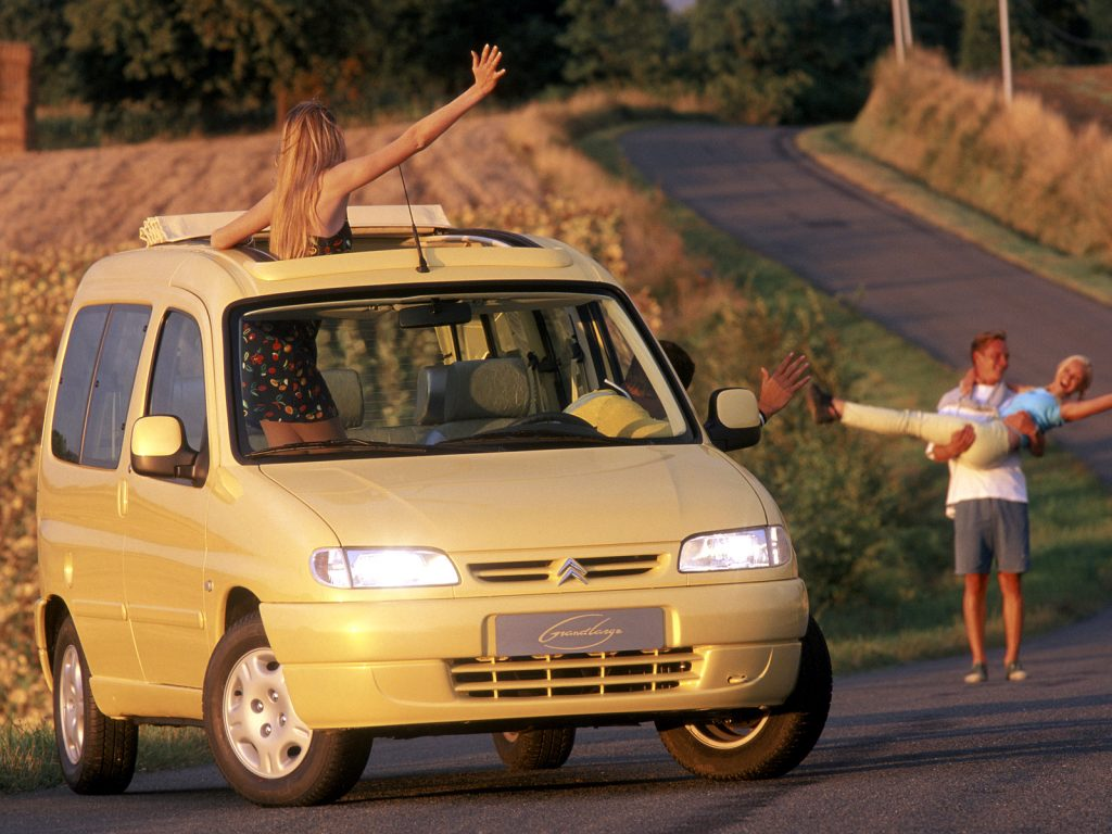 Citroën Berlingo Grand Large Concept (1996)