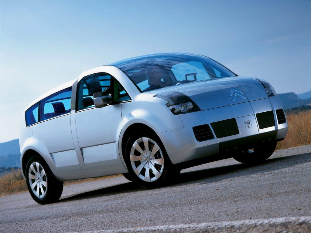 Citroën C-Crosser Concept (2001)