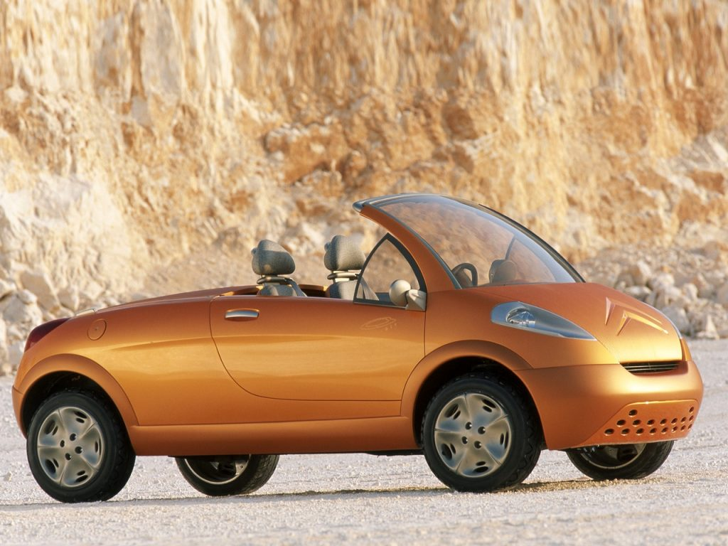 Citroën C3 Air Concept (1998)