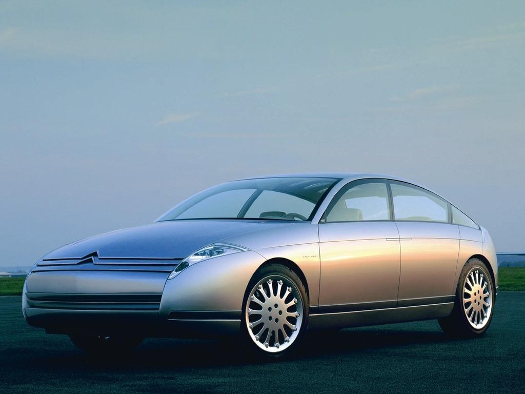 Citroën C6 Lignage Concept (1999)