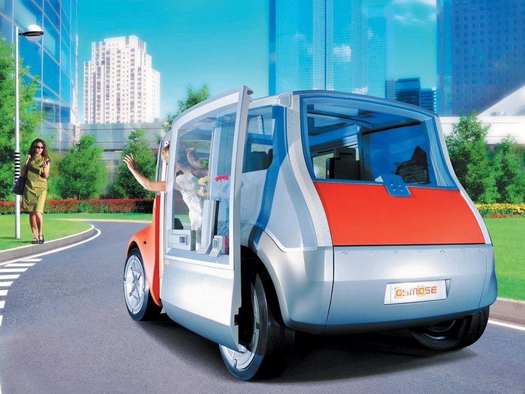 Citroën Osmose Concept (2000)