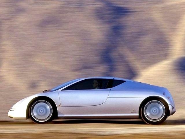 Citroën Osee Concept (2001)