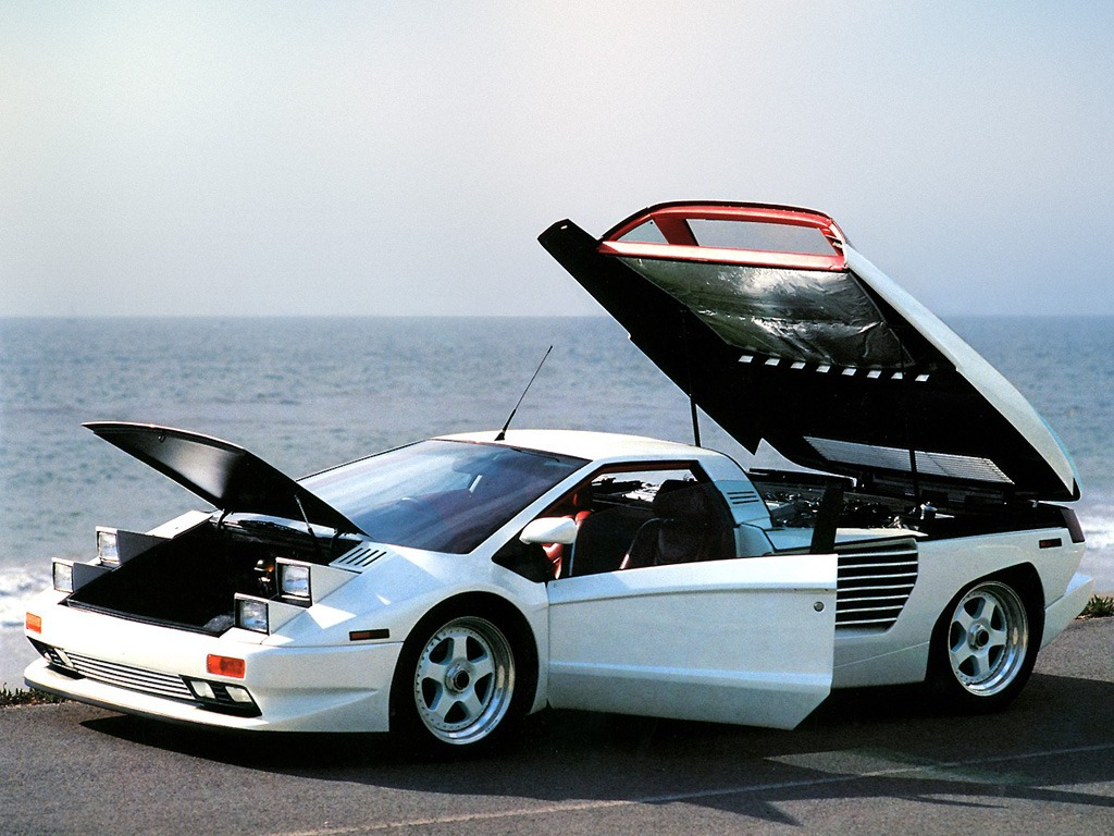 Cizeta Moroder V16T Prototype (1988)