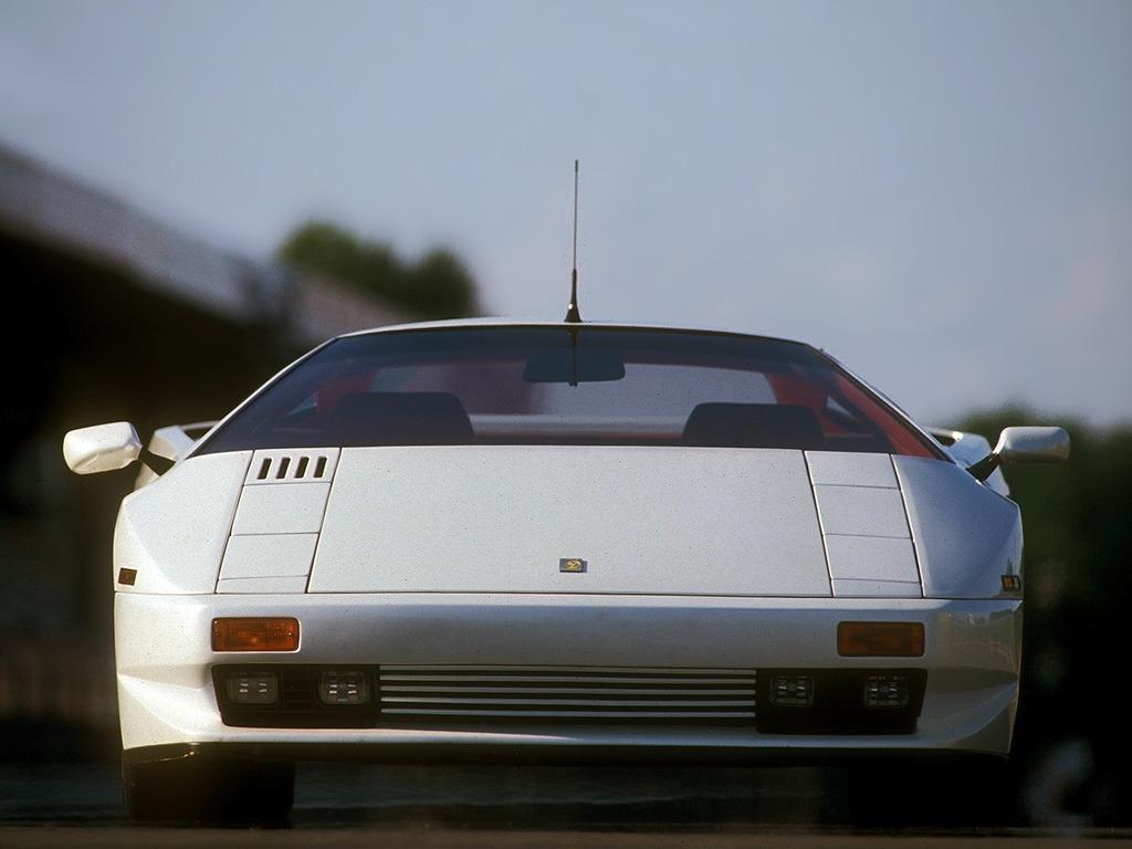 Cizeta Moroder V16t Prototype 1988 Old Concept Cars