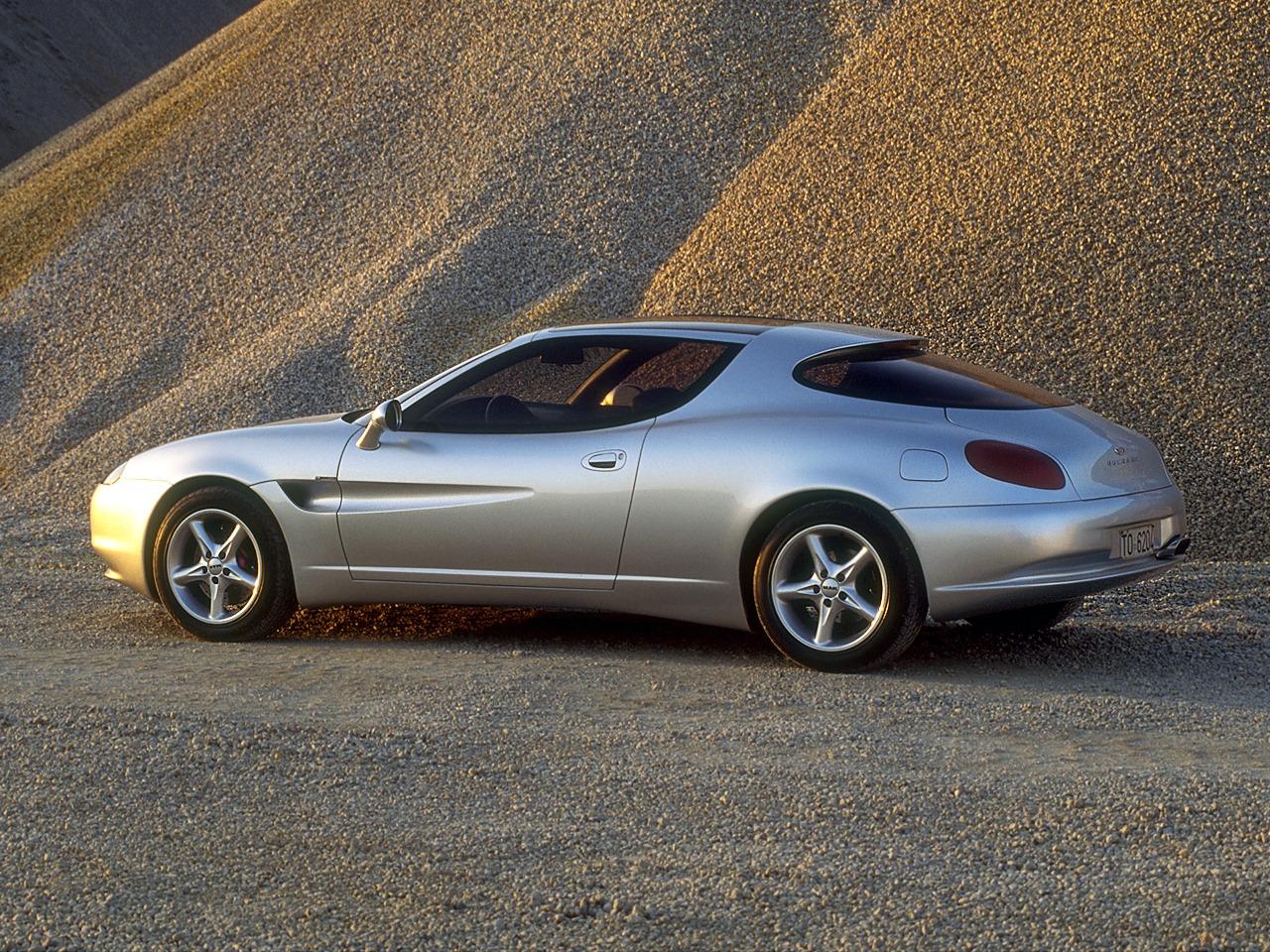 Subaru Dealer Near Me >> Daewoo Bucrane Concept (1995) - Old Concept Cars